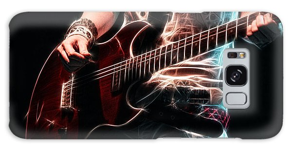 Electric Rock Galaxy Case
