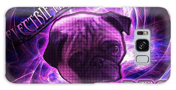 Electrifying Pug Galaxy Case
