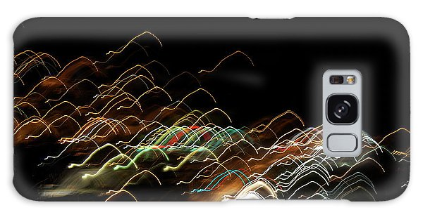 Electronic Landscape Galaxy Case
