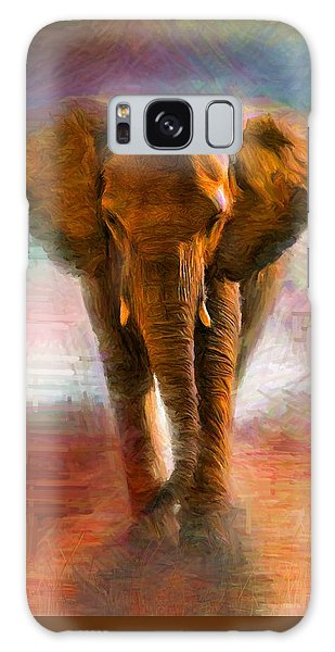 Elephant 1 Galaxy Case