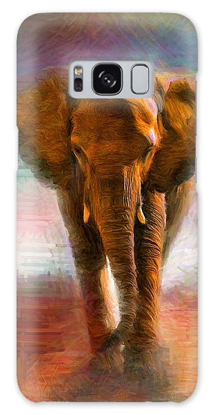 Elephant 1 Galaxy Case