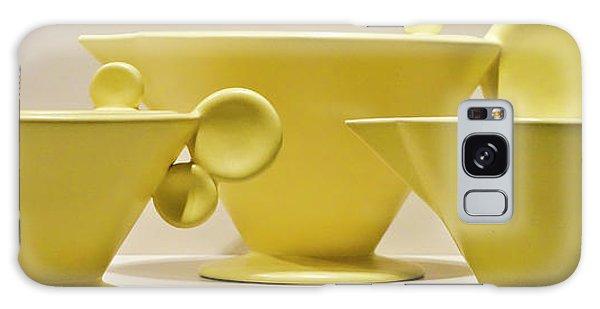 Elegant 1950s Ceramic Cups Galaxy Case