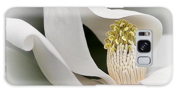 Elegant Magnolia II Galaxy Case