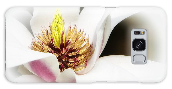 Elegant Magnolia Galaxy Case