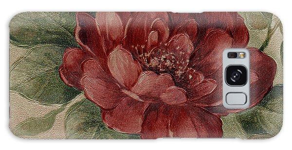 Elegant Rose Galaxy Case