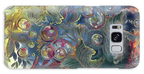 Elemental Bubbles Galaxy Case