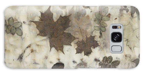 Elements Of Autumn Galaxy Case by Carolyn Doe