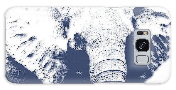 Elephant 4 Galaxy Case by Joe Hamilton