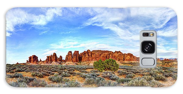 Foliage Galaxy Case - Elephant Butte by Chad Dutson