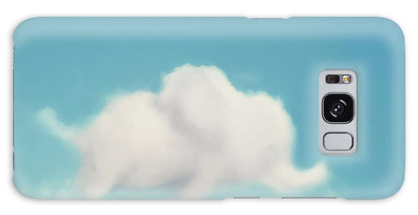Cloud Galaxy Case - Elephant In The Sky by Amy Tyler