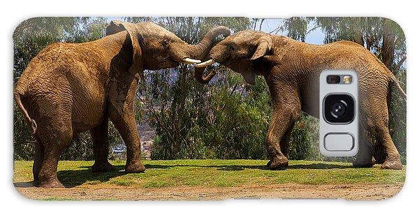 Elephant Play 3 Galaxy Case