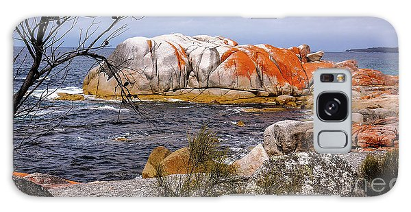 Elephant Rock - Bay Of Fires Galaxy Case