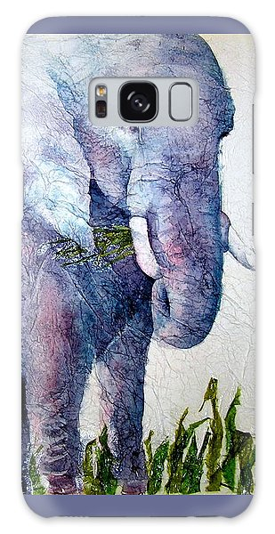 Elephant Sanctuary Galaxy Case
