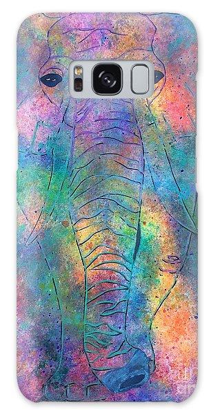 Elephant Spirit Galaxy Case