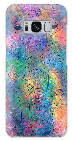 Elephant Spirit Galaxy Case