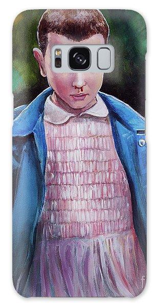 Eleven Galaxy Case by Tom Carlton