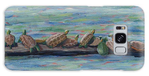 Eleven Turtles Galaxy Case
