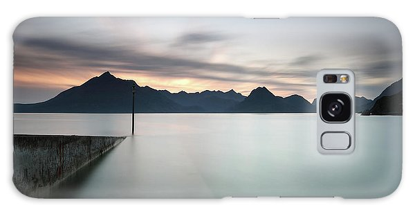Elgol At Sunset Galaxy Case