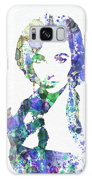 Hollywood Galaxy Case - Elithabeth Taylor by Naxart Studio