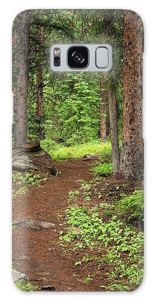 Elk Camp Trail Galaxy Case