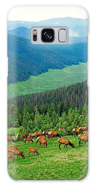 Elk Highlands Galaxy Case