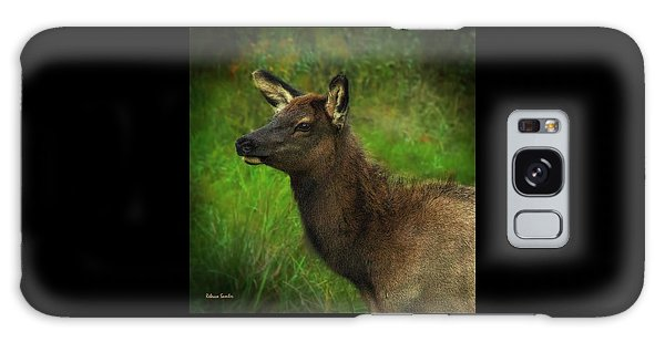 Elk Of Benezette Galaxy Case