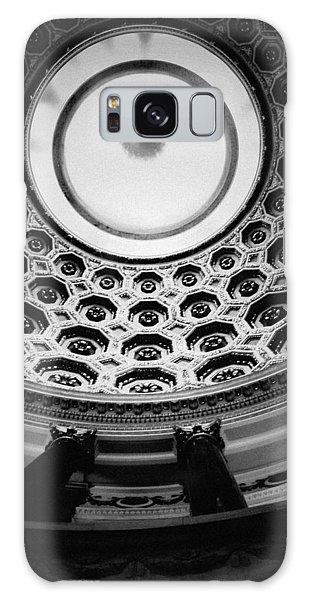 Galaxy Case featuring the photograph Elks National Veterans Memorial Rotunda by Kyle Hanson
