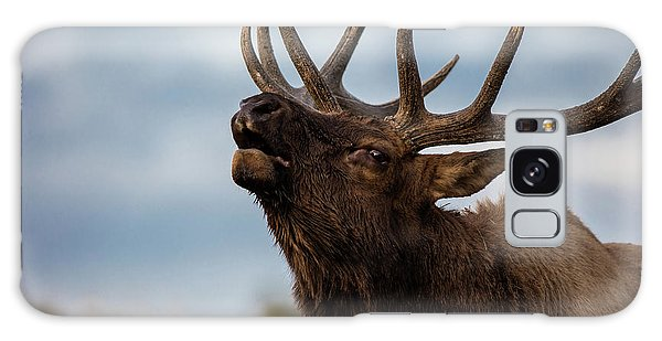 Teton Galaxy Case - Elk's Screem by Edgars Erglis