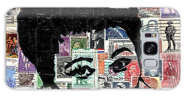 Lady Ella Fitzgerald Galaxy Case by Everett Spruill