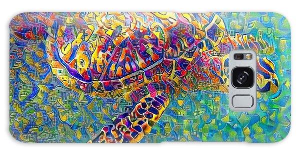 Ella The Turtle Galaxy Case by Erika Swartzkopf