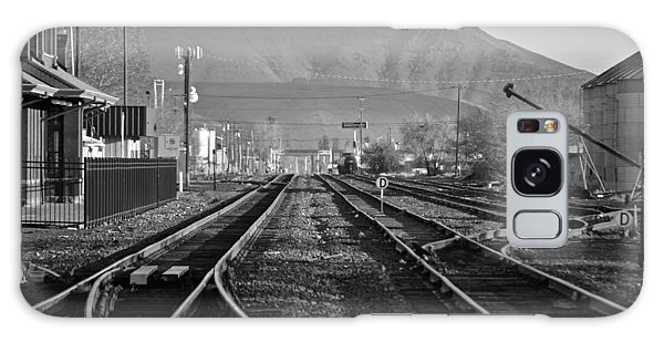 Ellensburg Station Galaxy Case