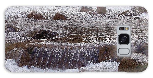 Ellenville Waterfall Galaxy Case