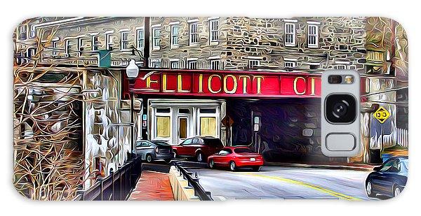 Ellicott City Galaxy Case by Stephen Younts