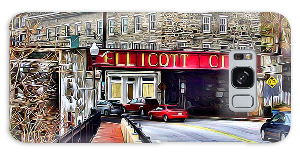 Downtown Galaxy Case - Ellicott City by Stephen Younts