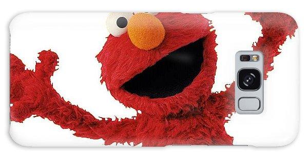 Elmo Galaxy Case