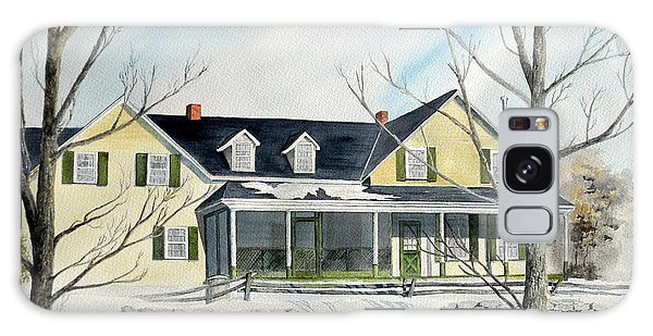 Elmridge Farm House Galaxy Case
