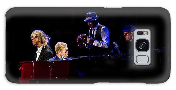 Elton - Gather Round Galaxy Case