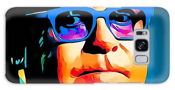 Elton John Galaxy S8 Case - Elton John Blue Eyes Portrait by Yury Malkov