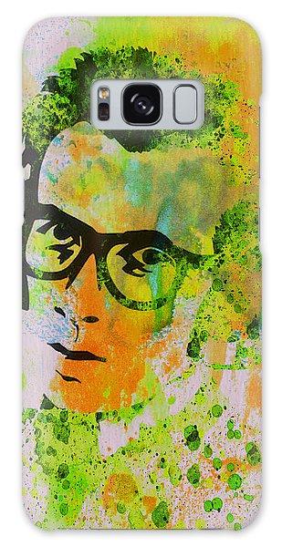 Elvis Presley Galaxy Case - Elvis Costello by Naxart Studio