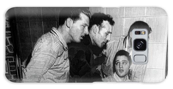 Elvis, Jerry Lee, Johnny Cash Sun Studio Memphis  Galaxy Case