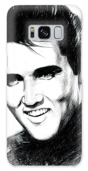 Elvis Presley Galaxy Case - Elvis by Lin Petershagen