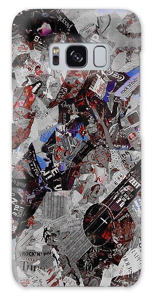 Elvis Presley Collage Galaxy Case by Gull G