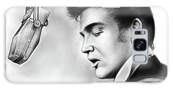 Elvis Presley Galaxy Case - Elvis Presley by Greg Joens