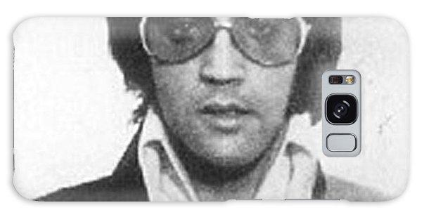 Elvis Presley Mug Shot Vertical Galaxy Case