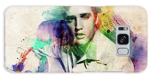 Elvis Presley With Guitar Galaxy Case