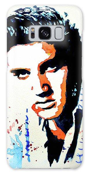 Elvis Galaxy Case by Steven Ponsford