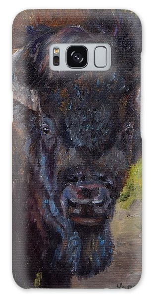 Elvis The Bison Galaxy Case