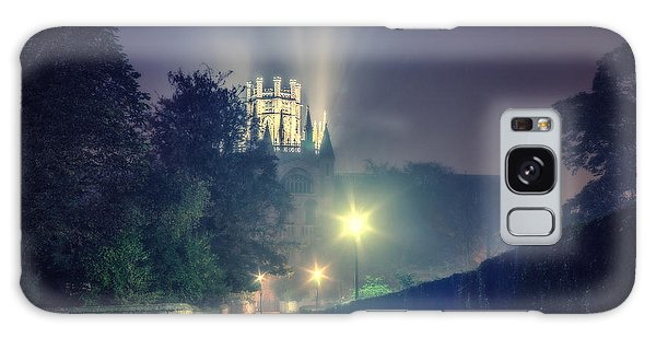 Ely Cathedral - Night Galaxy Case
