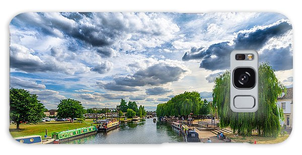 Ely Riverside Galaxy Case