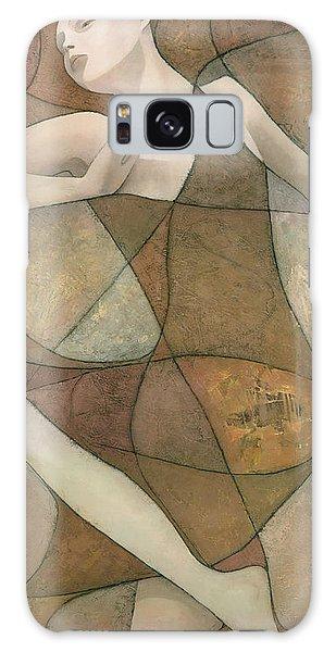 Female Galaxy Case - Elysium by Steve Mitchell